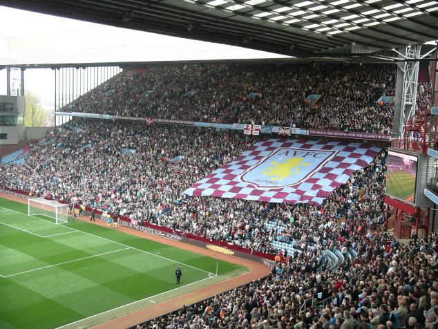 What Is The Attendance At Villa Park Today