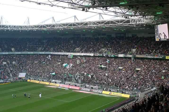 Groundhopping.se - Borussia Mönchengladbach