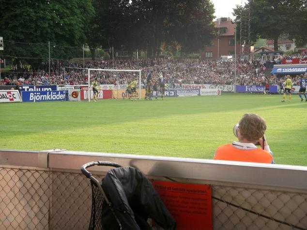 match date Halmstad