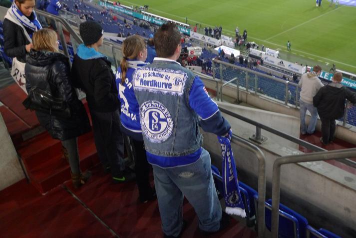 Groundhopping se - Schalke 04