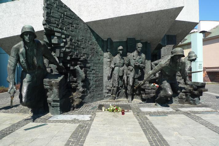 okände soldatens grav warszawa