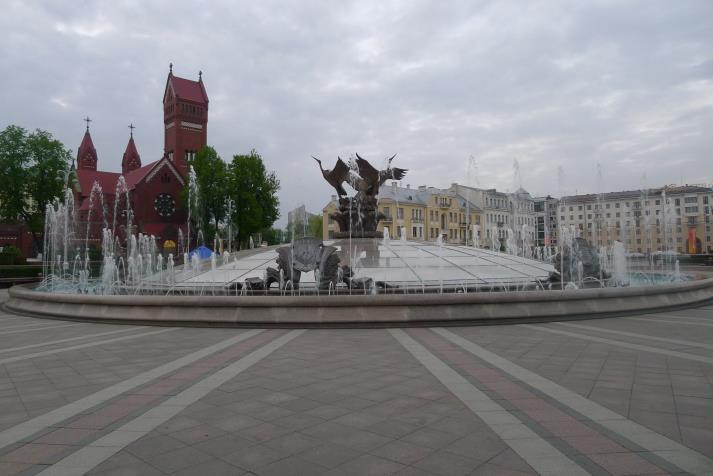 independant square